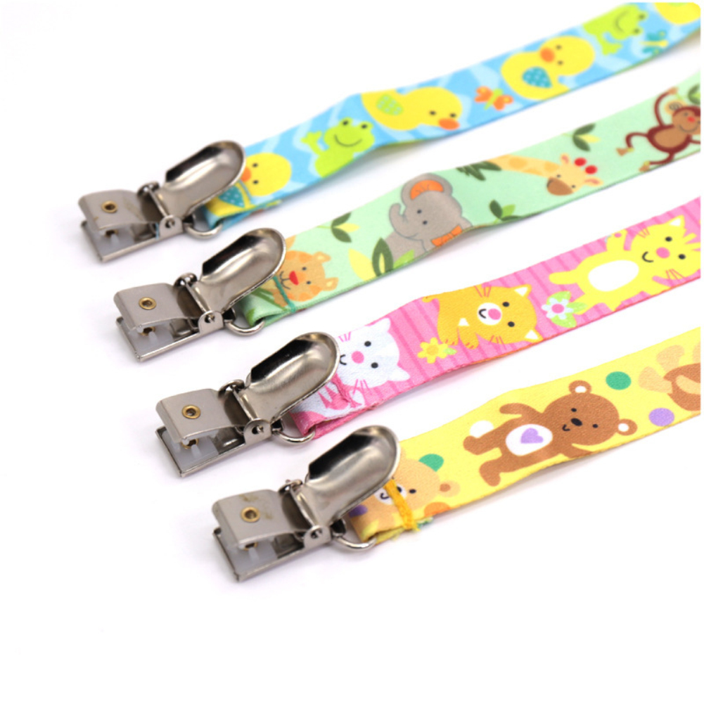 Children Kids Pacifier Chain Baby Pacifier Clip Anti-chain Infant Pacifier Baby Nipple Feeding Chain Toy  Baby Gifts