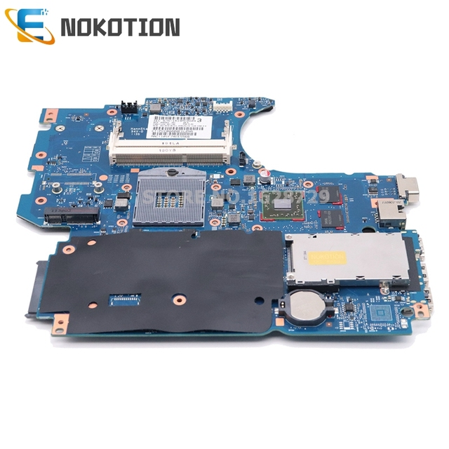 NOKOTION 670795 001 658343 001 Motherboard for HP Probook 4530s 4730s 6050A2465501 PC Mainboard HM65 DDR3 with graphics
