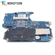 NOKOTION 670795 001 658343 6050A2465501 001 Motherboard para HP Probook 4530s 4730s PC Mainboard HM65 DDR3 com gráficos