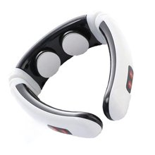Multifunction Smart Neck Massager Battery Charging Cervical Vertebra Instrument Magnetic Therapy Neck Treatment without battery home health care multifunctional digital meridian therapy instrument neck massage cervical vertebra instrument