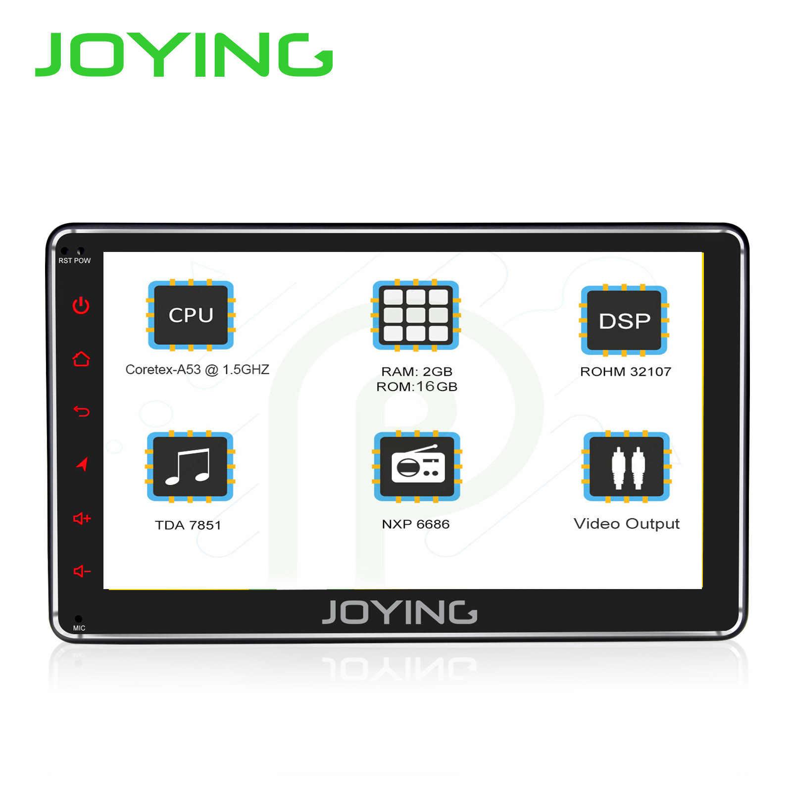 """7 """"ヘッドユニットアンドロイド 9.0 カーラジオステレオ 2 ギガバイト + 16 ギガバイト GPS ナビゲーション、マルチメディア No DVD プレーヤー内蔵 DSP サポートビデオ出力"""