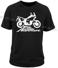 2019 Fashion T-shirt Japan Motorcycles Africa Twin Adventure Crf Tees Tee shirt