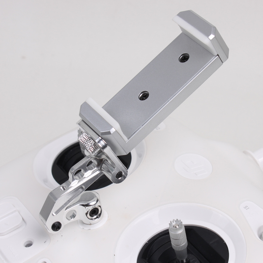 Extendable Tablet Phone Mobile Device Holder Bracket For DJI Phantom 3 Standard