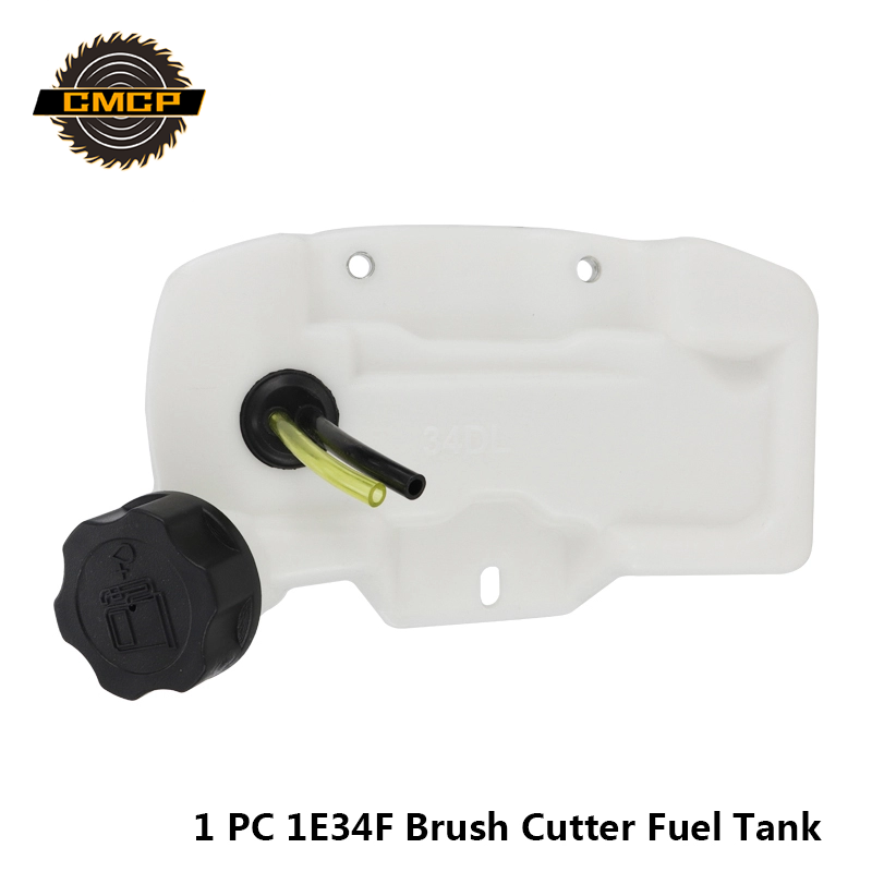 1pc 1E34F Brush Butter Trimmer Fuel Tank Lawn Mower Oil Tank Fuel Tank Assy For Brush Cutter Grass Trimmer Parts