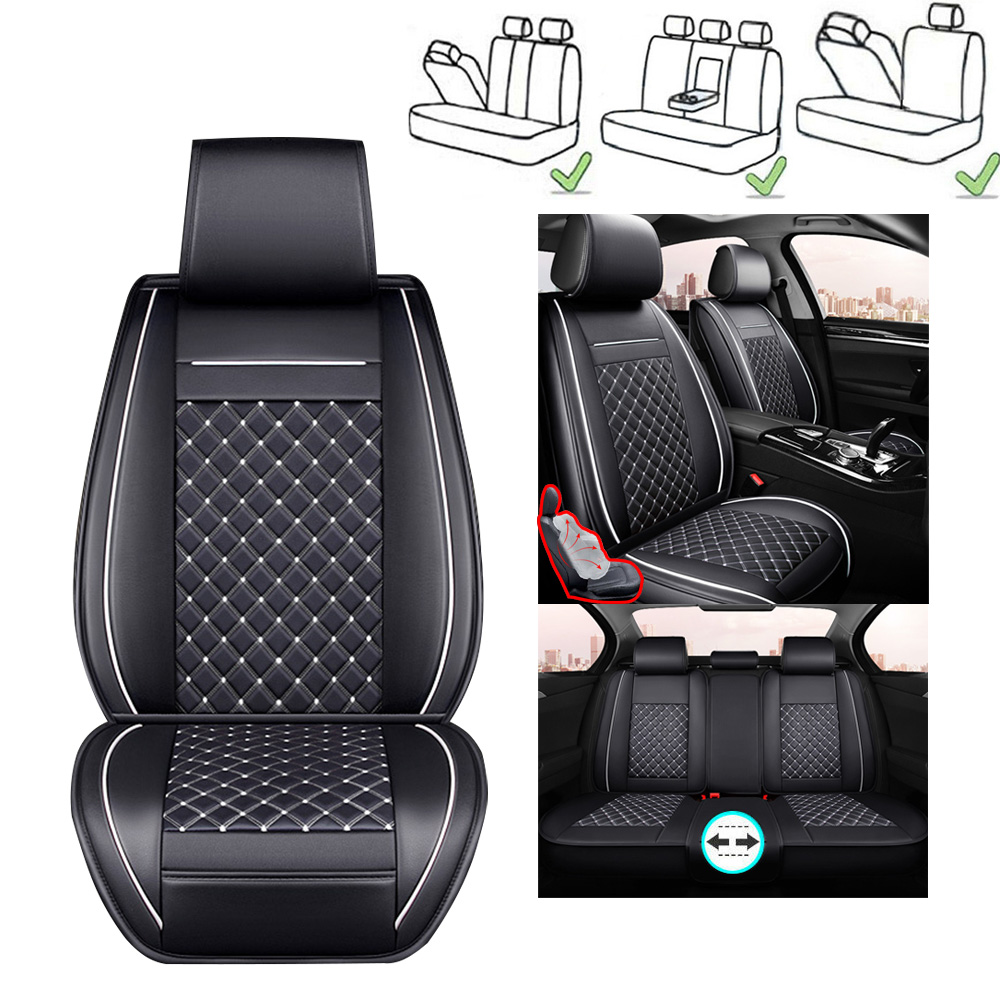 Car Seat Cover Set Auto Car Covers for Toyota Mark 2 Prius 30 2010 Plug + A RAV4 <font><b>Rav</b></font> <font><b>4</b></font> <font><b>2004</b></font> 2008 2013 Tercel Venza Vios Vitz image
