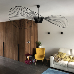 Nordic LED Vertigo Pendant Light Lustre Suspension Lamparas De Techo Colgante Moderna Kitchen Hanging Lamps Living Room Pendant(China)