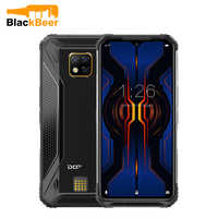 DOOGEE S95 Pro 6,3 Zoll Android 9.0 Handy Robuste IP68 Tropfen Proof Smartphone MTK P90 8GB 128GB Handy 48MP AL Kameras
