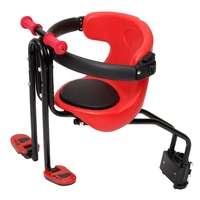 Mountain Road Bike Child Safety Seat Child Bicycle Front Chair Suitable for 0 6 Years Old Baby