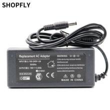 Зарядное устройство 19v 395a 75 Вт для toshiba адаптер переменного