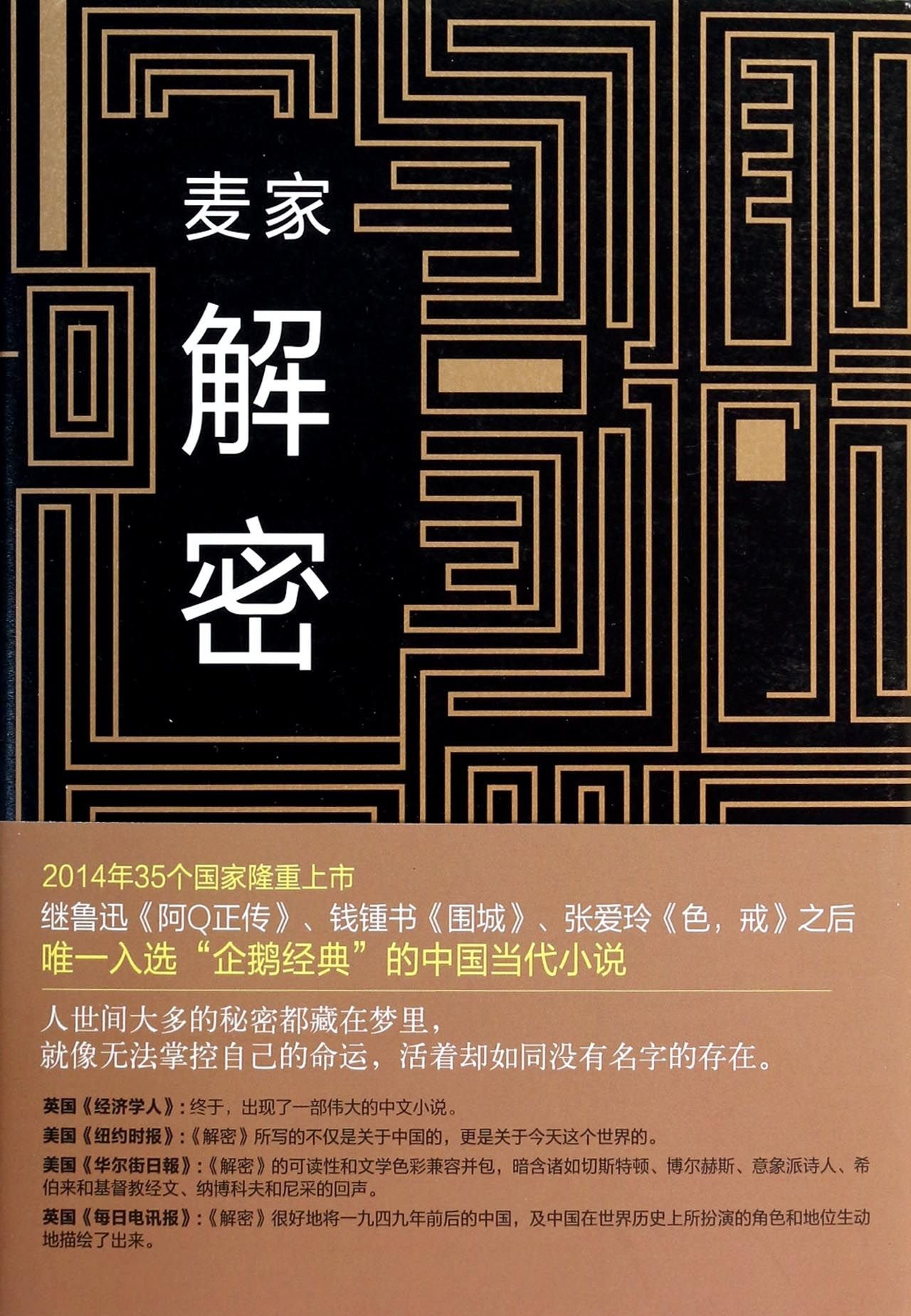 Decode(Chinese Edition)