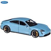 Welly 1:24 Porsche Taycan Turbo S auto legierung auto modell simulation auto dekoration sammlung geschenk spielzeug druckguss modell junge spielzeug