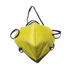 100/50Pcs flu bocca maschera FPP1 PM2.5 antipolvere N95 grado particelle di Anti-influenza Polvere maschera di protezione