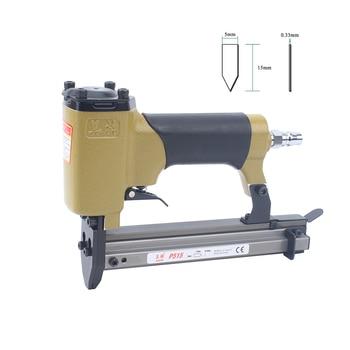 Meite P515 Pneumatic Photo Frame pin gun Flexible Points Air Stapler Nail Gun
