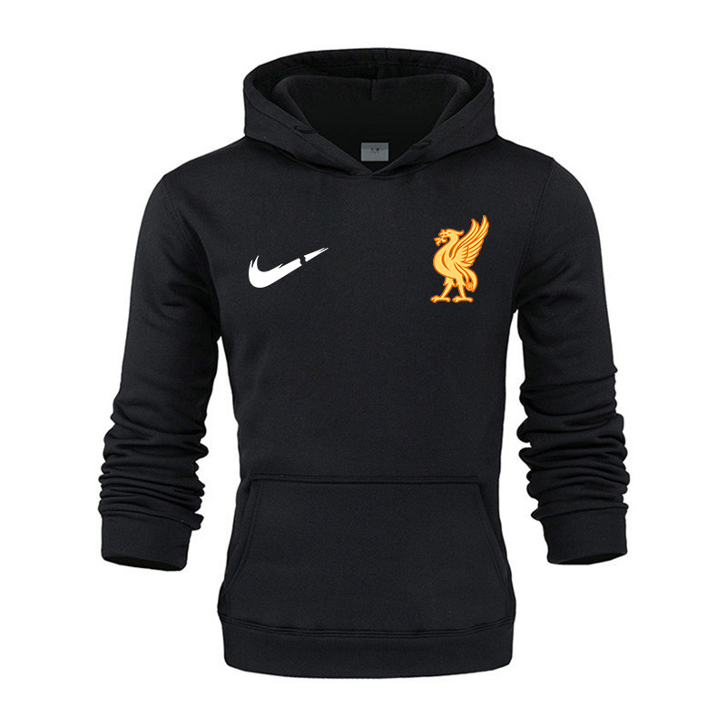 Men's Hoodie Champions-Cup Madrid Liverpool Final Never New-Style Fashion Casual Give-Up