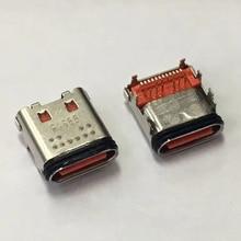 10pcs USB C שקע חשמל מחבר עבור JBL Flip 5 Bluetooth רמקול טעינת נמל מטען השקע נקבה Dock