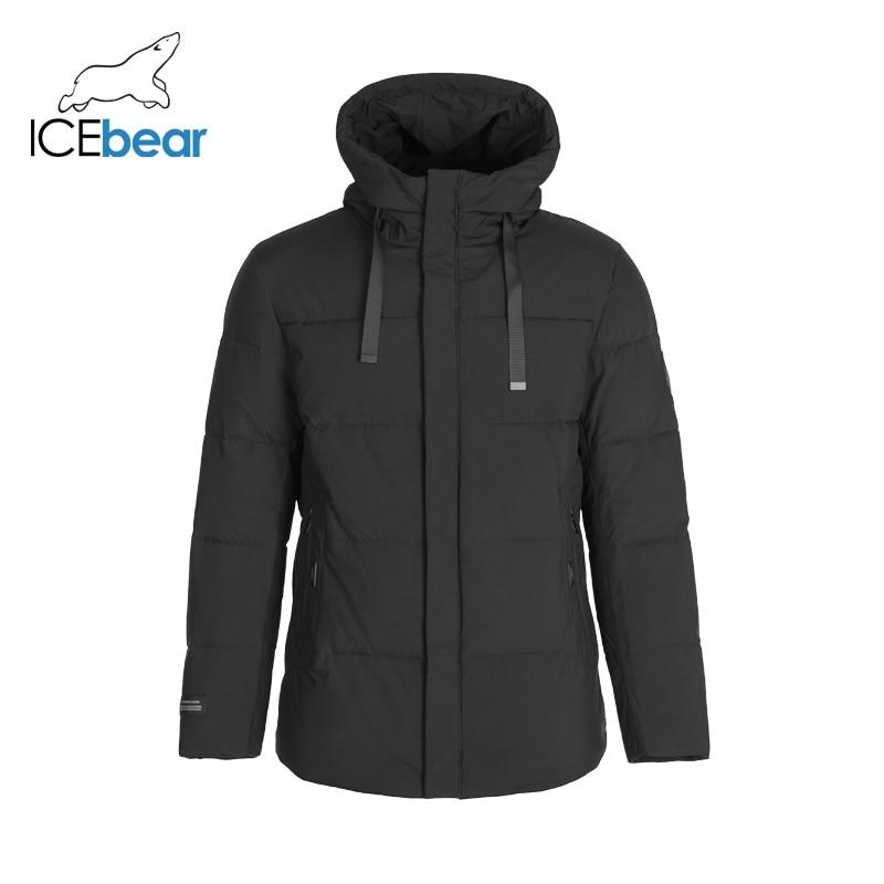 ICEbear 2019 New Men's Clothing High Quality Men's Winter Warm Coat Brand Jacket  MWD19851I