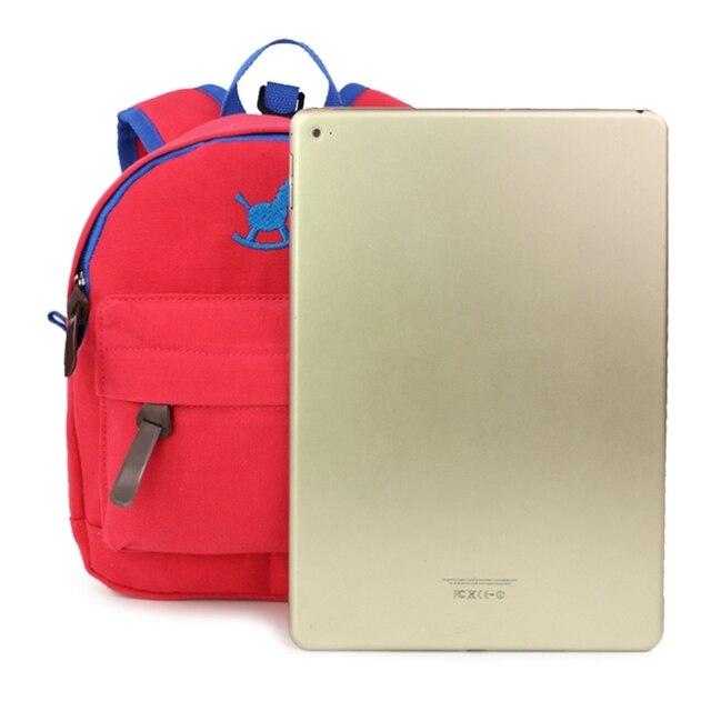 Фото рюкзак для малышей с защитой от потери детская школьная сумка цена