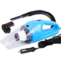 120W Vehicle mounted Vacuum Cleaner With Multifunctional Combined Brush Wet And Dry Dual use Easy To Use Car Vacuum Cleaners 40