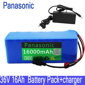 Panasonic Battery-Pack Ebike Electric-Bicycle-Bms High-Power 10S4P 42v-Charger 16000mah