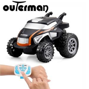 Outerman RC Car Mini Stunt Car
