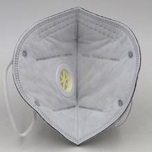 1 шт. складывающаяся одноразовая респиратор Пылезащитная Рабочая защитная маска для дома чистая плотник строитель полировка