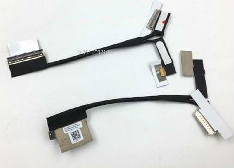 Original For DELL Latitude 7285 LCD LED FLEX CABLE DC02C00FA00 CN-04G3JT 04G3JT 4G3JT Free Shipping