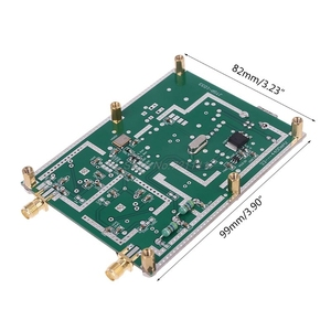 Image 5 - Eenvoudige Spectrum Analyser D6 Met Trace Generator Tracking Bron T.G. V2.032 Signalen Verhouding Frequentiedomein Analyze Instrument