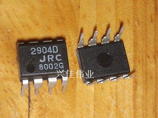 Originele 5Pcs/NJM2904D JRC2904D 2904D Dip-8
