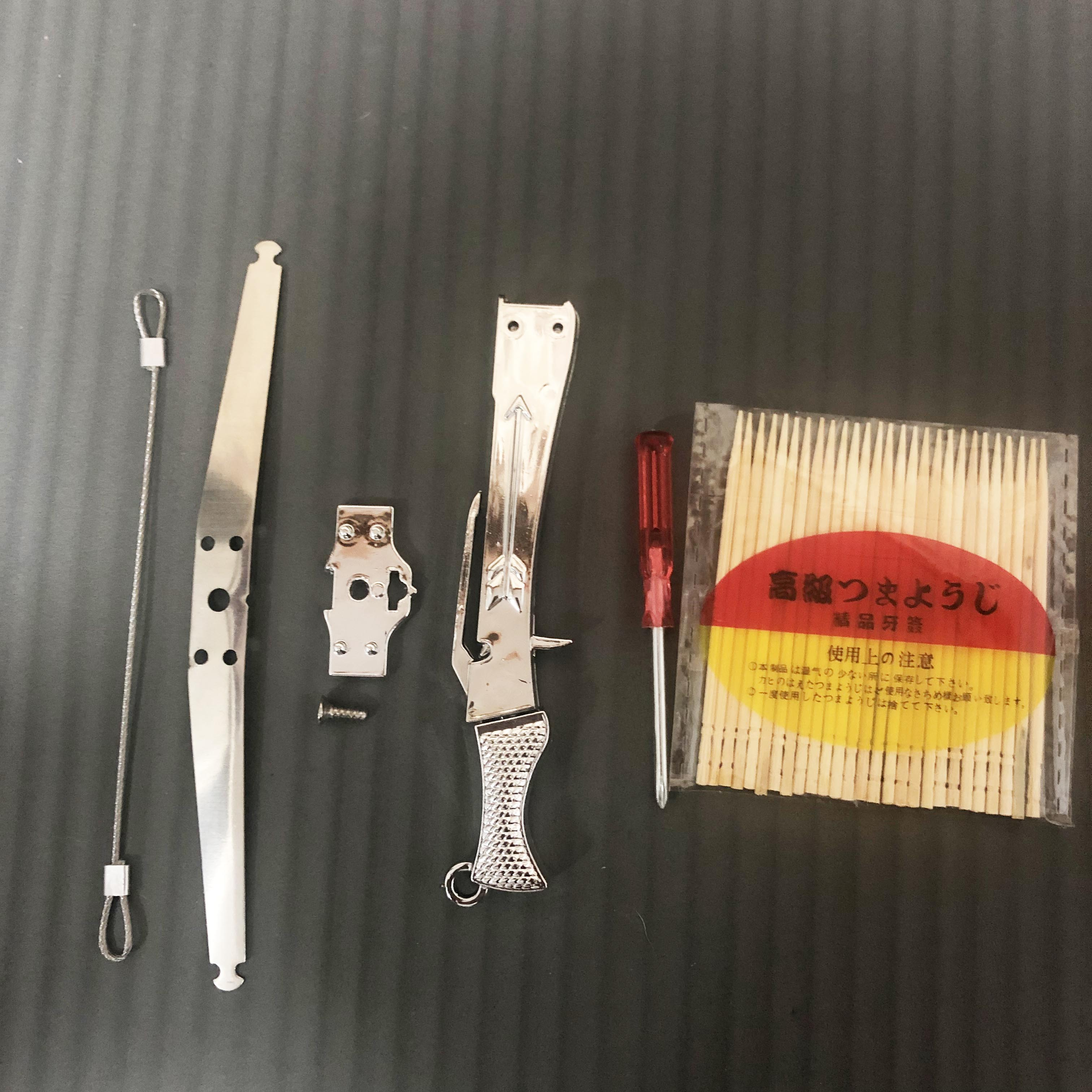 Elastic Toy One Set Of Car Decoration For Put The Car Front Desk Or Get Model Mini Shot Arrow Toy Including Wrench