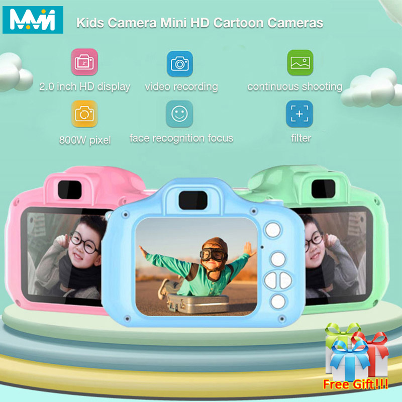 Children Mini Camera Kids…