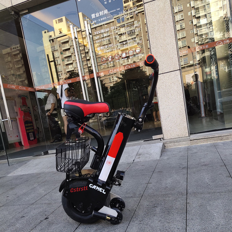 Daibot Powerful Electric Unicycle One Wheel Self Balancing Scooters 500W 60V Electric Scooter Adults With Seat (1)