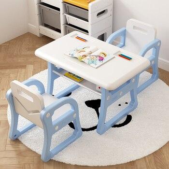 Children's Desks And Chairs Set Children's Learning Table Small Desk Children's Desks And Chairs Set Toy Table Children's Desk фото