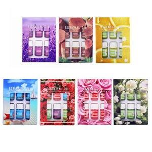 Aroma Oils Fragrances Diffusers-Massage Lavender Essential-Oils Rose Lemon for TXTB1