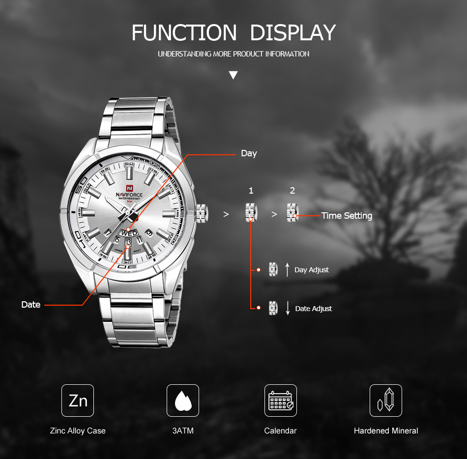 fashion smart watches for men