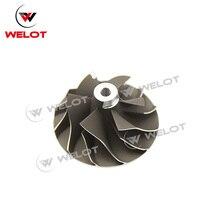 Casting-Compressor-Wheel Turbo for 715910-0001 WL3-0647