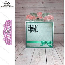 New Dies For 2020 Gorgeous lace Metal Cutting Dies diy Dies photo album  cutting dies Scrapbooking Stencil Die Cuts Card Making lace strip photo frame metal cutting dies for scrapbooking dies new 2020 stencils dies embossing die cuts card making craft dies