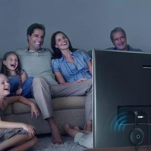 Image 5 - Youpin hagibis ワイヤレススクリーンプロジェクター hd 1080 p 画面引伸電話虫眼鏡拡大鏡 3D 映画ビデオディスプレイ