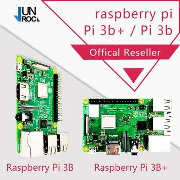 Oryginalny Raspberry Pi 3 Model B + Raspberry Pi Raspberry Pi3 B Plus Pi 3 Pi 3B z WiFi i Bluetooth