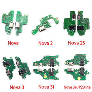 Dock Microphone-Module Flex-Cable Power-Charging-Connector Huawei 2-Plus for Nova 2-plus/2s/3/..