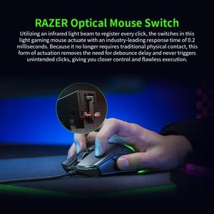 Image 3 - Original Razer Viper Mini 61g Leichte Verdrahtete Maus 8500DPI PAW3359 Optische Sensor RGB Gaming Maus Mäuse SPEEDFLEX Kabel