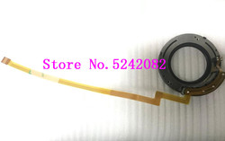 Original Lens Aperture Group Flex Cable For Canon EF 100-400 mm 100-400mm f/4.5-5.6L IS US MRepair Part