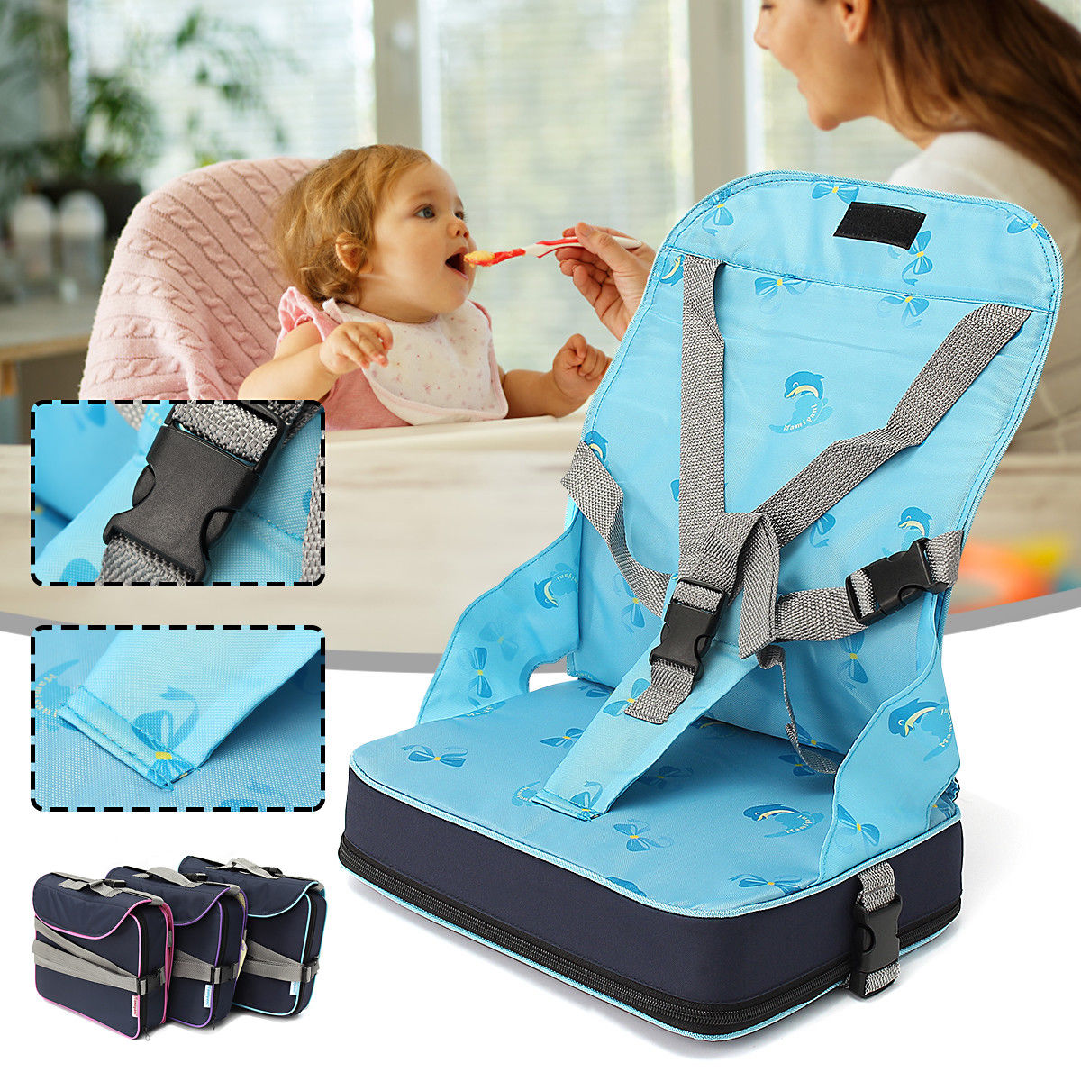 segurança para cuidados com o bebê