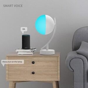 Image 5 - Tuya Smart APP WiFi Schreibtisch Lampe 16 Millionen Farbe Drahtlose Steuerung Timer Alexa Kompatibel Nacht Licht RGB Dimmbare für Smart hause