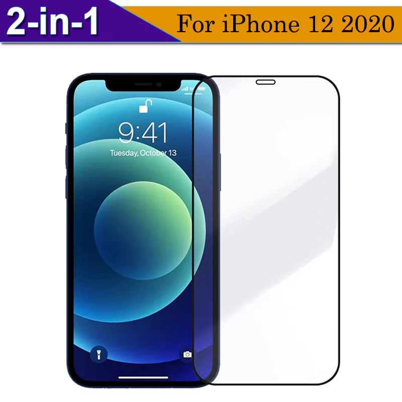 Tempered Glass For iPhone 12 12 Pro Max 9H Hard Safety Protective Glass Screen Protector for iPhone
