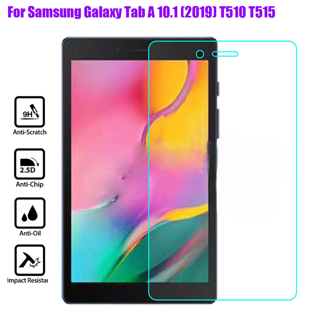 1pcs 9H Tempered Glass Protector Guard For Samsung Galaxy Tab A 8.0 (2019) T290/T295 Ultra-thin High-strength Protective Film