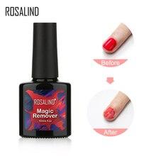 Розалинд 10 мл; Гель-лак для ногтей лак средство для снятия маникюра быстрая чистая Гель-лак для ногтей УФ-гель для ногтей для удаления база лаки для ногтей Nail Art приспособление для украшения
