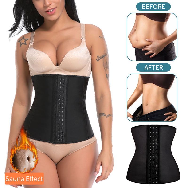 Colombian Thong Bodysuit Tummy Compression Body Shaper Slimming Powernet Girdle