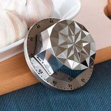 Нержавеющаясталь Кухня таймер с магнитным основанием ручные