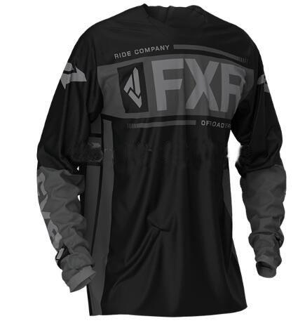 Long Sleeve Downhill Jersey Motocross Cycling Jerseys Moto GP FXR 3