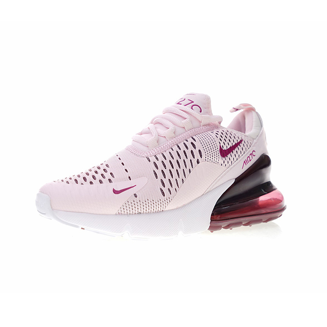 Original Authentic NIKE Air Max 270 Women's Running Shoes Outdoor Sneakers Breathable Athletic Designer Footwear 2018 New AH6789